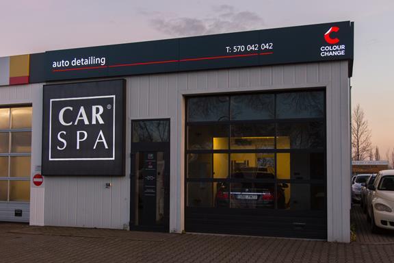 Dobry auto detailing w Katowicach