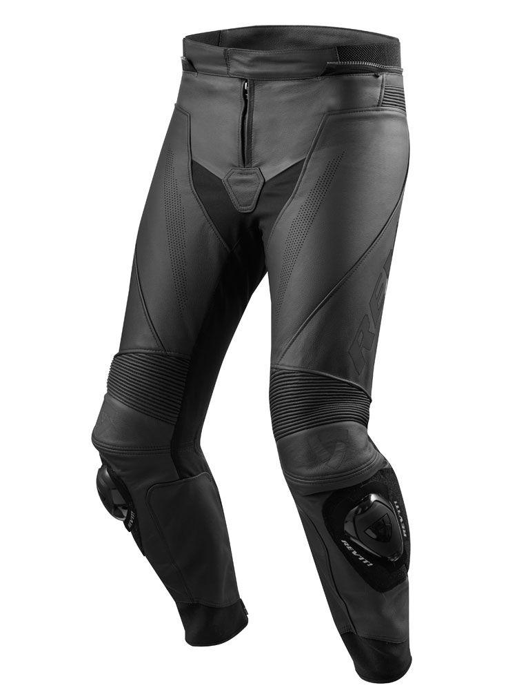 Modne i stylowe spodnie motocyklowe skórzane