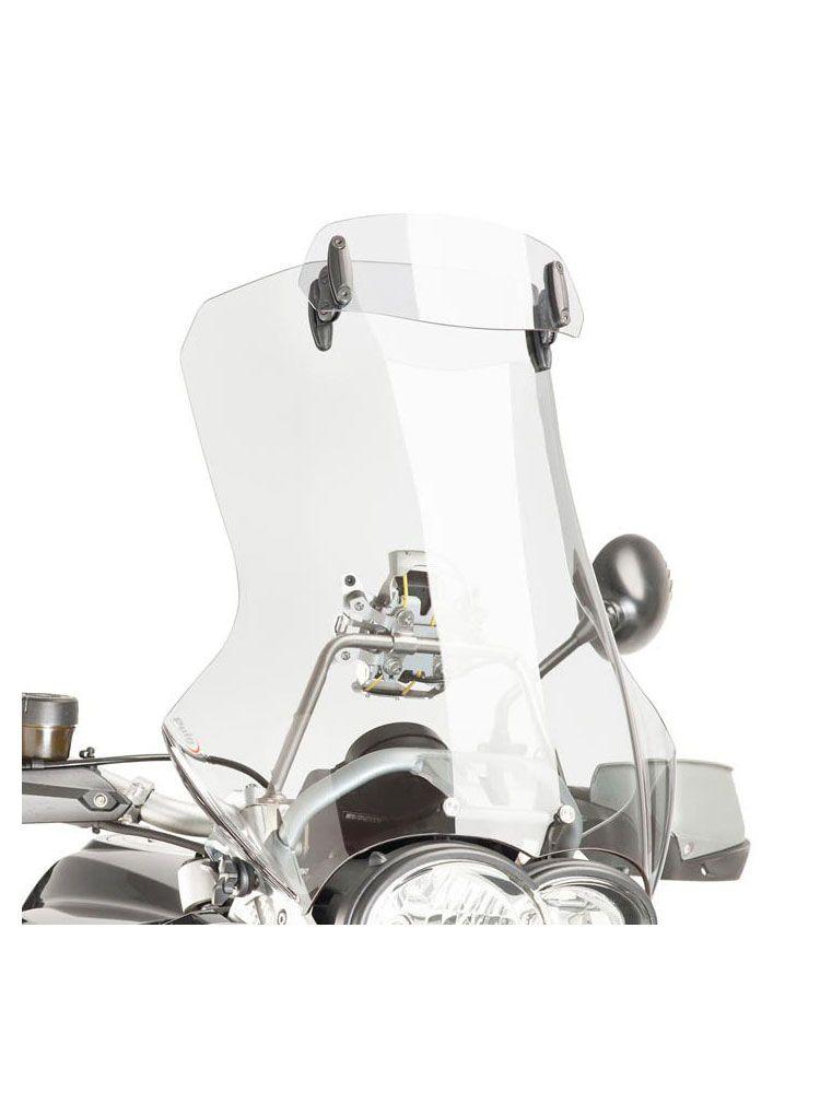 Deflektor motocyklowy – po co go montować?